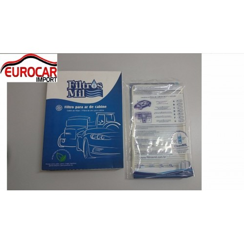 Filtro do Ar Condicionado BMW 320i (e36) 1990 A 1999